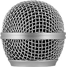Honeytecs Grade de microfone Cabeça de esfera de substituição do microfone compatível com os microfones Shure SM58 / SM58S...