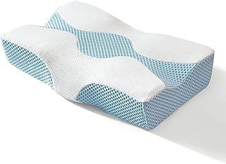 Bedsure 低反発枕 肩こり 枕 低反発 まくら 敬老の日 かたこり 安眠マクラ あんみん いびき防止 横向き よこむき寝 洗える 枕头 ていはんぱつまくら 肩こり解消