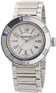 Swarovski - 999981 - Reloj de Mujer de Cuarzo, Correa de Acero Inoxidable Color Plata