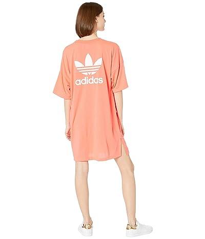adidas Originals Trefoil Dress (Flash Red) Women