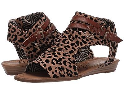 Blowfish Blumoon Leopard (Sahara Leopard Grasslands/Clove Die Cut) Women