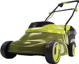 Sun Joe MJ24C-14-XR 24-Volt 5-Amp 14-Inch Cordless Brushless Motor Lawn Mower, Green