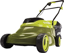 "Sun Joe 14"" Cordless Brushless Lawn Mower"