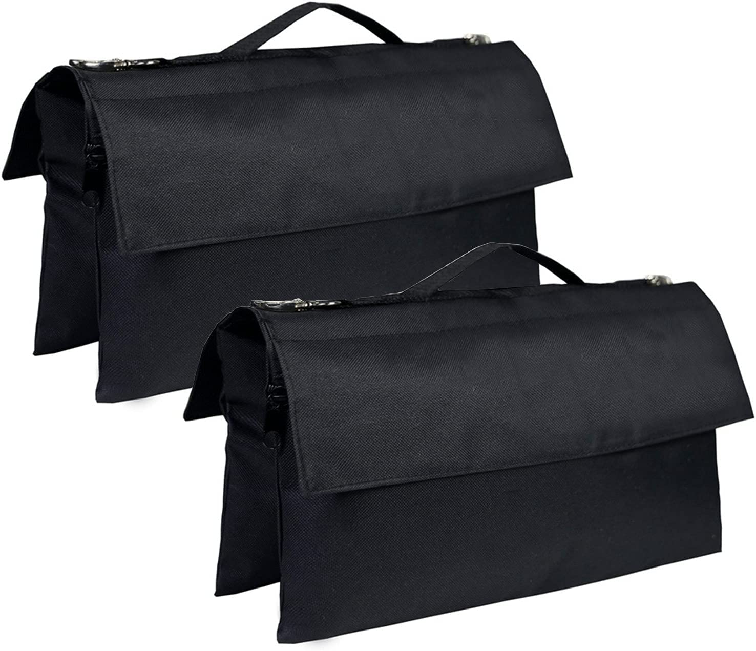 Photography Sandbag 2Pack Max 64% OFF 1 year warranty Saddle Professional Weigh