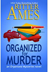 Organized for Murder: A Cozy Mystery (Organized Mysteries Book 1) Kindle Edition