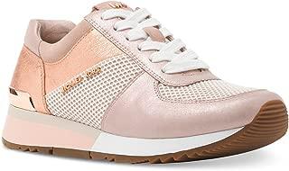 MK Women's Allie Trainer Leather (6.5, Soft Pink)