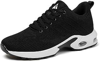 Mishansha Running Shoes Air Cushion Mesh Comfortable Gym Women's Casual Shoes Training Sneakers Walking Training Athletic ...