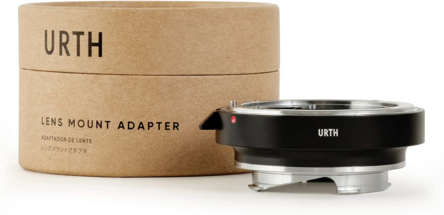 Urth Max 42% OFF x Gobe Lens Mount Adapter: Compatible with Nikon F to Year-end annual account