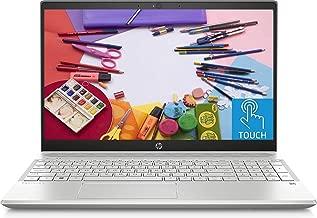 Flagship HP Pavilion 15 Laptop Computer PC, 15.6 inch FHD IPS Touchscreen Display 10th Gen Intel Quad-Core i5-1035G1, 8GB DDR4 256GB PCIe SSD + 1TB HDD Backlit KB WiFi HDMI USB-C BT 5.0 Webcam Win 10