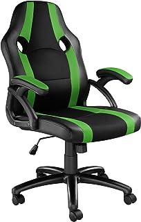 TecTake 800781 Silla de Oficina, Asiento Gaming, PC