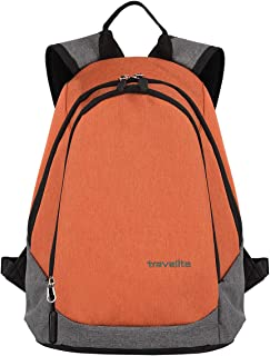 Travelite Basics 96234-91 Daypack - Mochila pequeña, color coral