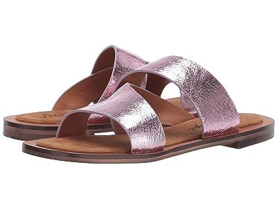 Free People Blake Slide Sandal (Pink) Women