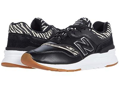 New Balance Classics 997H (Black/Gum) Women