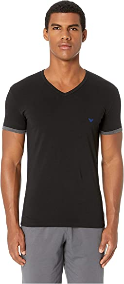 Athletics Slim Fit V-Neck T-Shirt