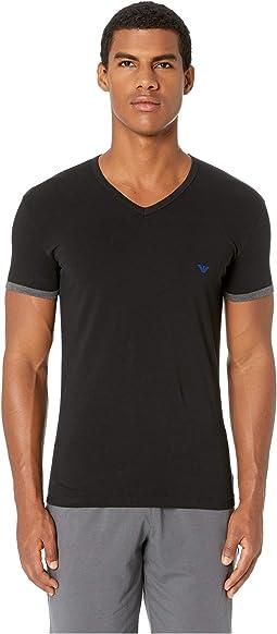 Athletics Slim Fit V-Neck T-Shirt