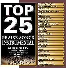 Top 25 Praise Songs: Instrumental