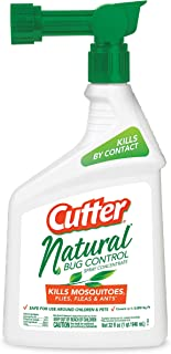 Cutter 95962 Natural Bug Control Spray Concentrate (HG-95962) (32 fl oz)
