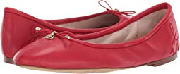 Candy Red North Leather