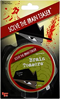 Mystery, Mind and Logic - Brain Teasers