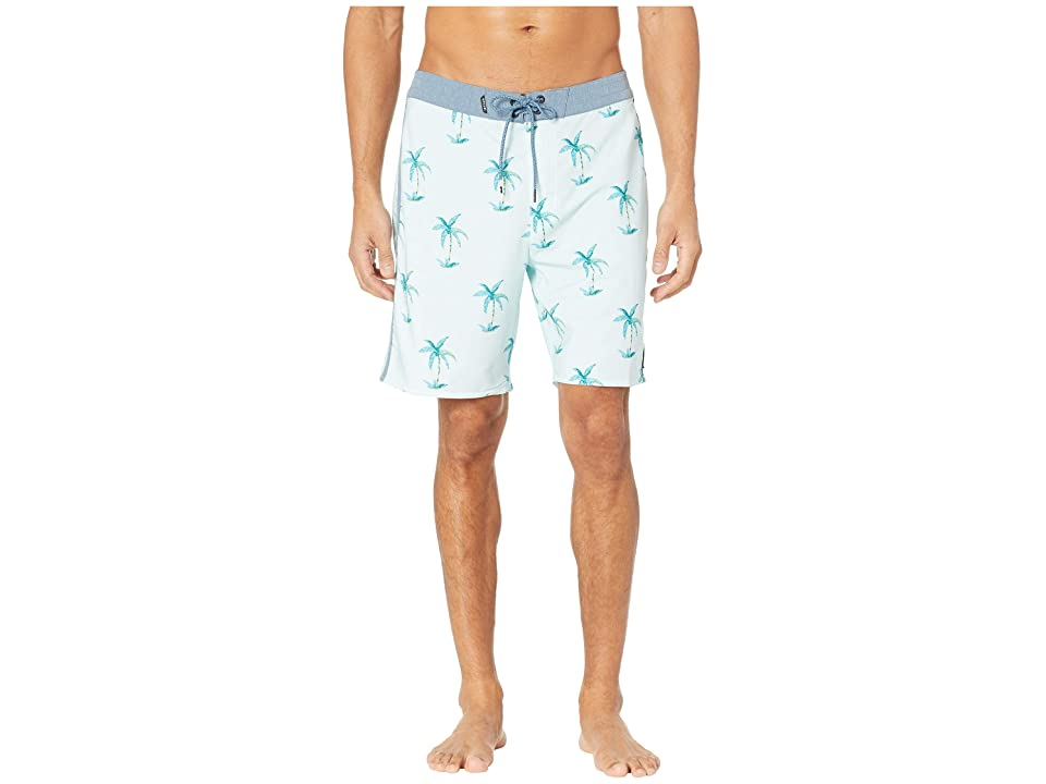 Rip Curl Mirage Palm Point Boardshorts (Light Blue) Men