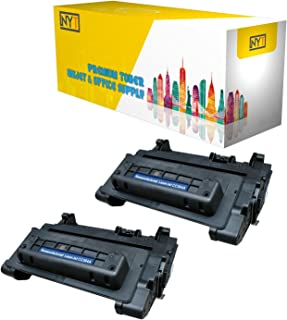 New York Toner New Compatible 2 Pack CC364A High Yield Toner for HP - Laser Jet: Laserjet P4014dn | Laserjet P4014n | Laserjet P4015dn. -Black