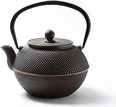Tealøv Dzbanek do herbaty o pojemności 1,1 litra – żeliwny dzbanek do herbaty w autentycznym japońskim stylu – z wyjmowany...