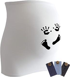 Cinta para la tripa de embarazada. Moda atractiva para embarazadas en muchos colores y tamaños.