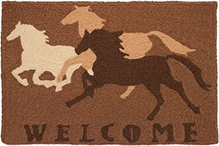 Jellybean Rug Welcome Horses