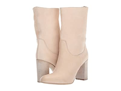 Free People Dakota Heel Boot (Cream) Women