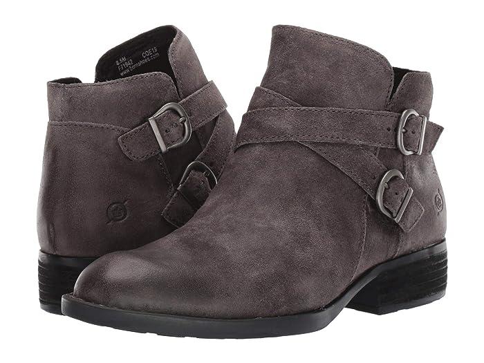 Born  Ozark (Dark Grey Distressed) Womens  Boots