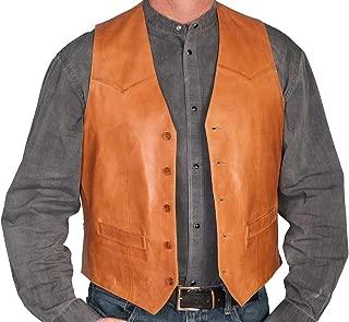 Scully Men's Lamb Leather Vest - 503-189