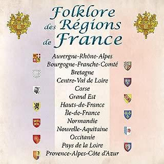Folklore des régions de France