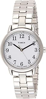 Timex Casual Watch For Women Analog Stainless Steel - TW2R58700
