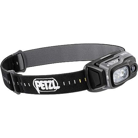 Petzl Nao Bluetooth Stirnlampe Schwarz One Size Sport Freizeit