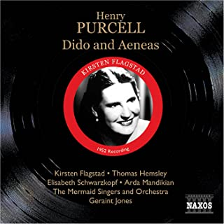 Purcell: Dido and Aeneas (Flagstad, Schwarzkopf, Hemsley) (1952)