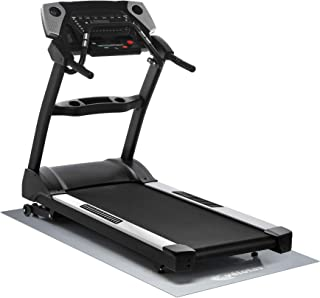 Velotas High Density Personal Fitness Equipment Mats, Protective Flooring Underneath Treadmills, Stationary Bikes and Weight Bench