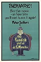 The Fiendish Plot of Dr. Fu Manchu 1980 Authentic 27
