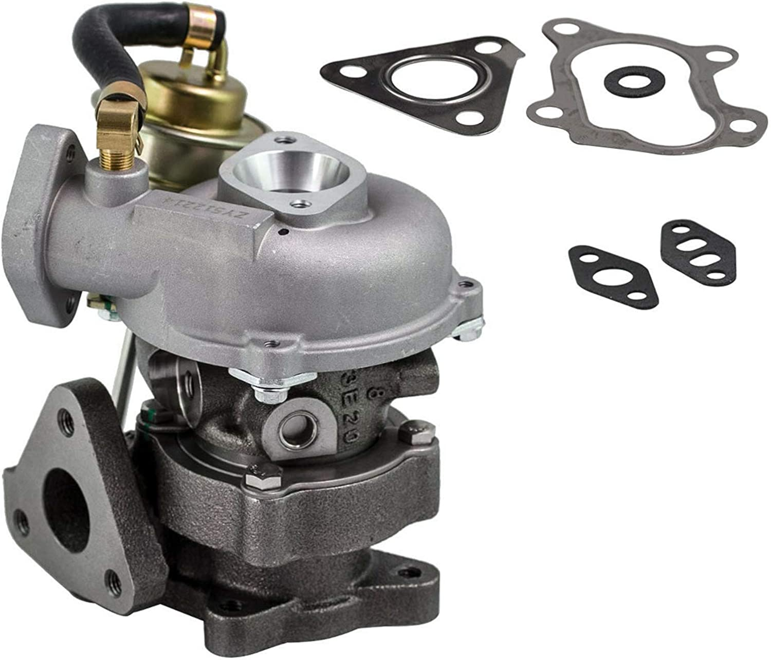 Recommended Sz Machparts VZ21 Mini Turbocharger Small for Engi San Antonio Mall Turbo Charger