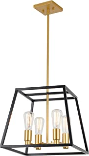 gold island chandelier