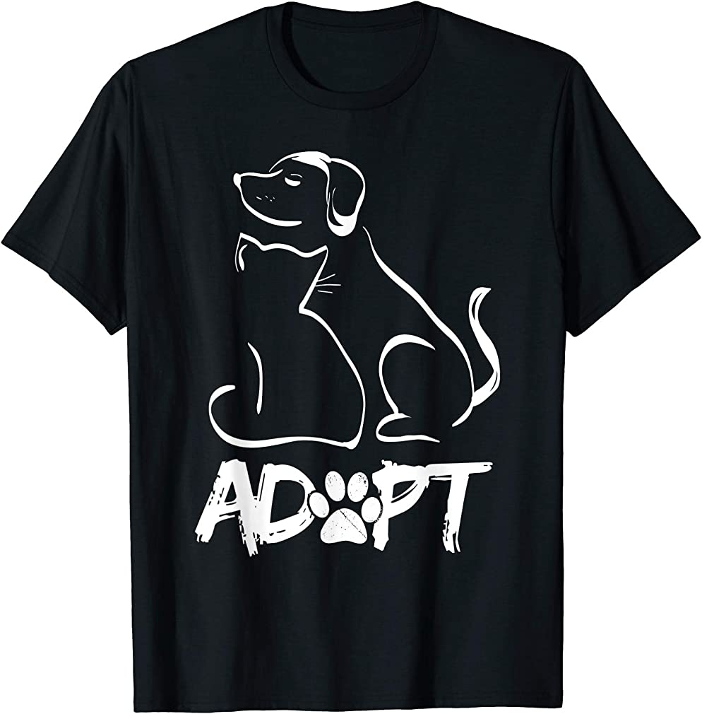 Amazing - Pets Lover - Adopt T-shirt Gift For Fan