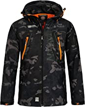 Geographical Norway Tambour - Chaqueta Softshell para Hombre