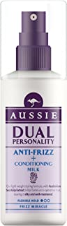 aussie dual personality anti frizz conditioning milk
