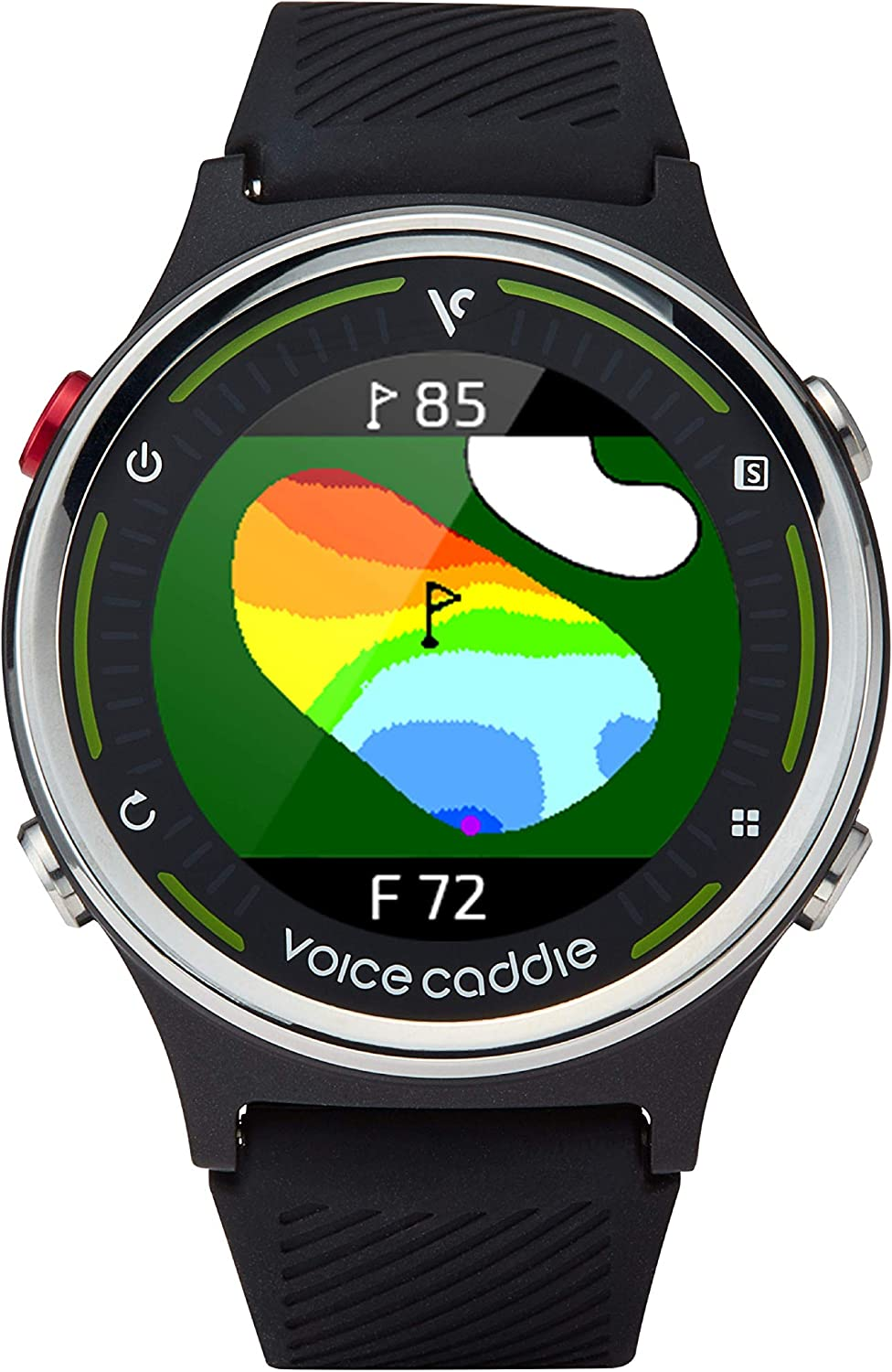G1 Golf Limited time trial price GPS Watch w Green and low-pricing Slope Undulation
