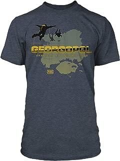PUBG Skydive Georgopol Men's Gamer Tee Shirt