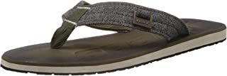 Sparx Brown White Slippers, (SF0037G)