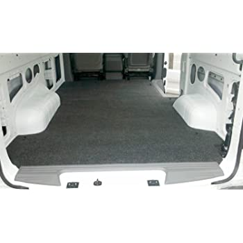 Nissan NV Fits BedRug VanTred Floor Liner 2012-2016