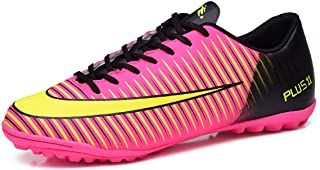 timeless design 5e1ad 62a43 BADIER Kids Soccer Shoes Men Indoor Outdoor Football Boots Turf Cleat  Running Shoes