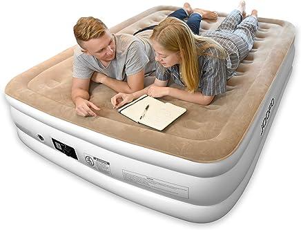 Home & Kitchen Bedding Avenco Twin Air Mattress with Car/Home ...