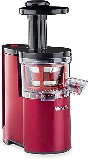 Winkel Extracteur de Jus de fruit et légumes vertical compacte 0,5L SX24 Centrifugeuse Sans BPA, Silencieux, Technologie p...