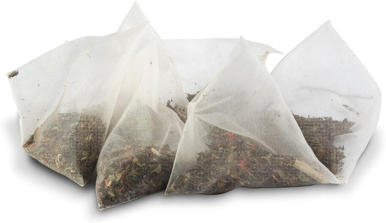 White Lion White Ambrosia Bulk Sachet Resealable Tea Bag, 200 Count